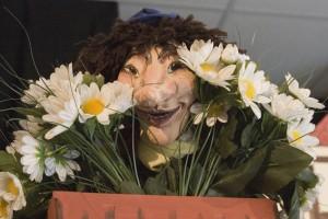 """Kasper erlebt wieder ein spannendes Abenteuer in """"Kasper und der gestohlene Geburtstag"""". Bild: Tameer Gunnar Eden/Eifeler Presse Agentur/epa"""